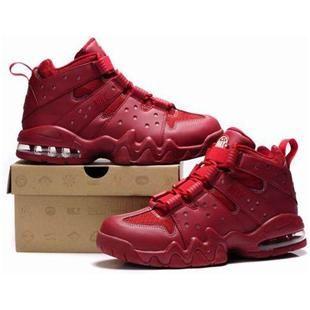 http://www.asneakers4u.com/ New Nike Air Max2 CB 94 Red Charles Barkley  Shoes | Charles Barkley Shoes | Pinterest | Shoe game, Sneaker heads and  Footwear