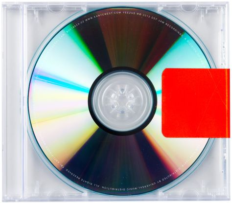 Best Albums of 2013: Yeezus by Kanye West