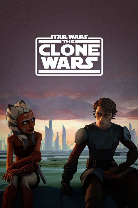 The Clone Wars (Film) Poster