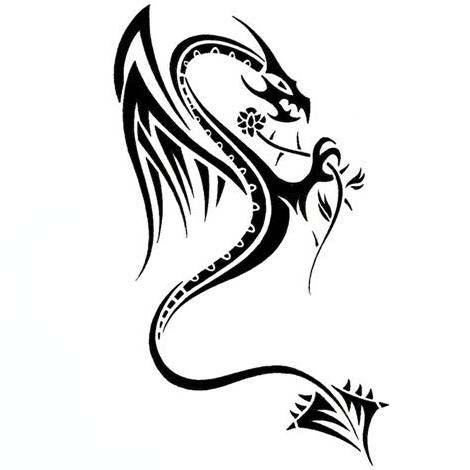 Dragon Tattoo Designs | MadSCAR