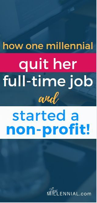 Do You Have What It Takes To Start A Non Profit Lazimillennial Start A Non Profit Nonprofit Startup Profit