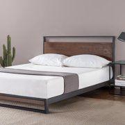 Home Headboards For Beds Metal Platform Bed Wood Platform Bed
