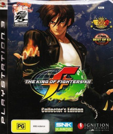 The King Of Fighters Xii Collector S Edition Playstation 3