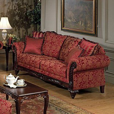 Wonderful Traditional Sofa for Your House Elegant Traditional - barock mobel versailles sofa