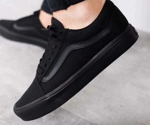 Vans all black shoes – Show available numbers – , , Very few units - Famous & Fashion!