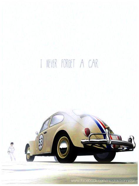 150 Ideas De Herbie O 53 O En 2021 Escarabajo Autos Volkswagen