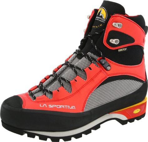 2b37a184a4822 These are not vintage, but they are a great boot! Lightweight and  comfortable - La Sportiva Men's Trango S Evo GTX Mountaineering Boot:  Sports & Outdoors