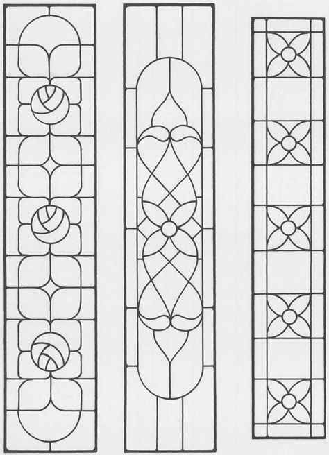 Pin on stained glass patterns