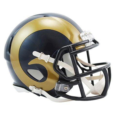 Color: GREEN BAY GOLD Riddell Revolution SPEED Classic Football Helmet