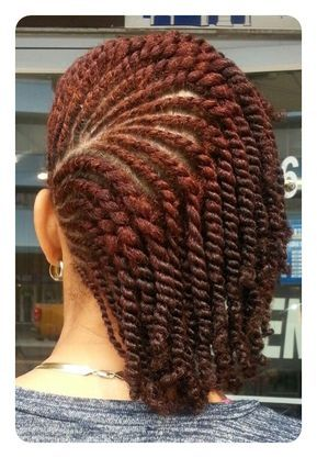 85 Best Flat Twist Styles And How To Do Them Style Easily Braids For Short Hair Natural Hair Twists Natural Hair Styles