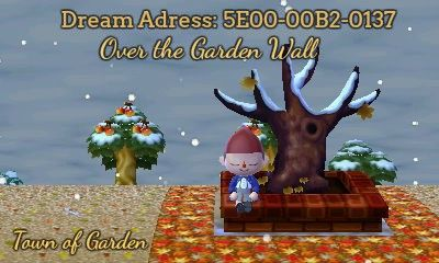 I Am So Excited To Create My Over The Garden Wall Based Dream Town