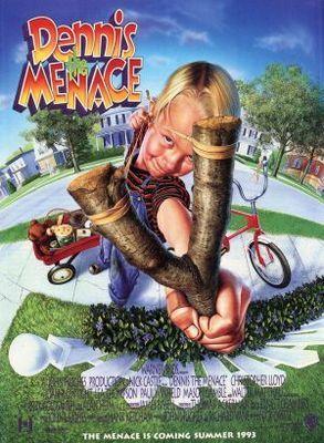 Dennis The Menace Poster Id 648435 Dennis The Menace Dennis The Menace Costume Movie Posters
