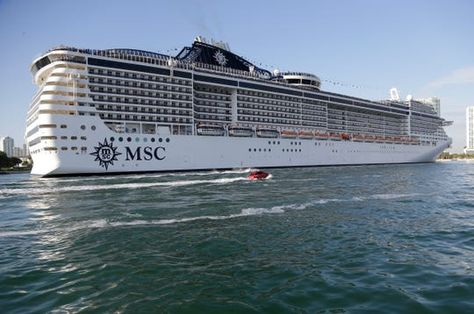 Child dies suddenly on MSC Divina cruise ship in Italy