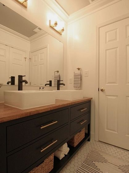 New Bathroom Countertop Ideas Diycountertops Bathroom Mirror
