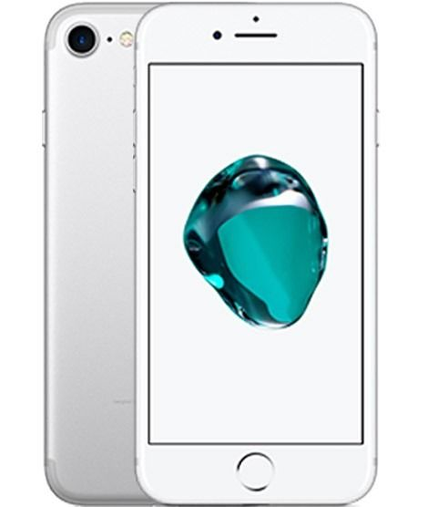 Apple Iphone 7 128gb Silver Iphone 7 Apple Iphone Apple Iphone 7 32gb