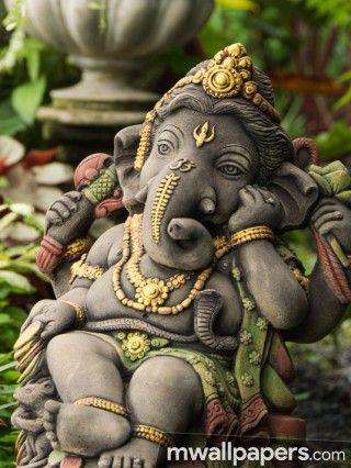 Lord Ganesha Cute Hd Photos 1080p Ganesh Statue Ganesh Images Ganesha Pictures