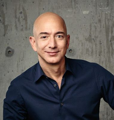 Amazon Ceo Jeff Bezos Has Already Made About 10 Billion So Far In 2018 Amazon Ceo Jeff Bezos Bezos