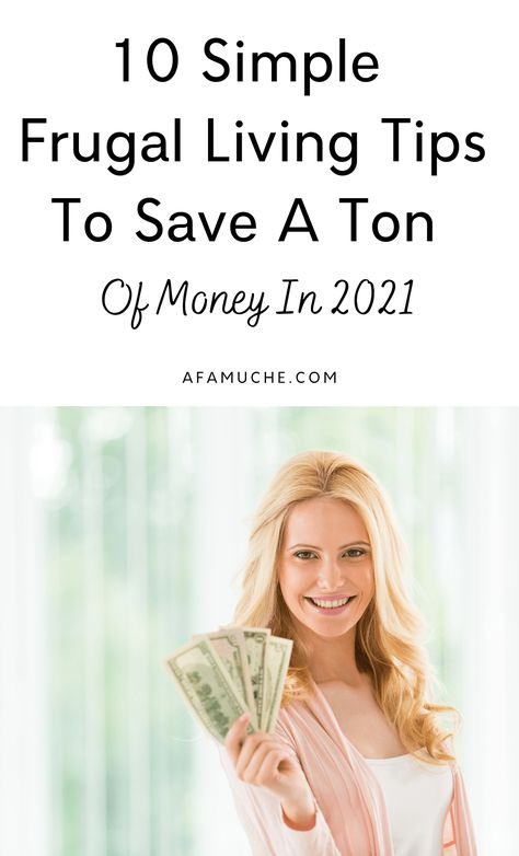 10 Best Frugal Living Tips To Save Money Fast