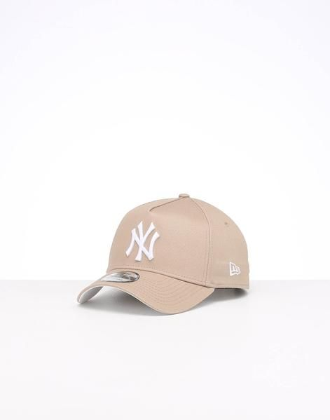 New Era New York Yankees 9forty A Frame Seasonal Snapback Moss Tumbleweed White New Era Culture Kings Cotton Twill Fabric