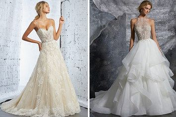 Choose Between These Wedding Dresses And We Ll Tell You If You What You Personal Style Is Wedding Dress Quiz Outfits Quiz Wedding Quiz Buzzfeed