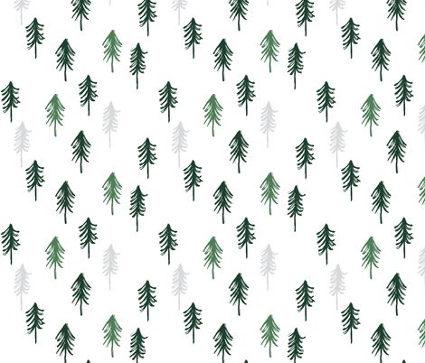 trees - multi green - holiday fabric by littlearrowdesign on Spoonflower - custom fabric Christmas Tree Wallpaper Iphone, Christmas Tree Background, Holiday Wallpaper, Christmas Pattern Background, Christmas Phone Backgrounds, December Wallpaper, Christmas Aesthetic Wallpaper, Christmas Apps, Christmas Icons