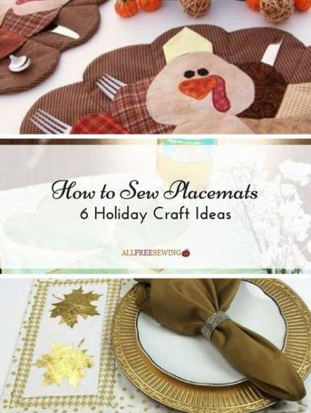 Super How To Sew Placemats Diy Ideas Diy Howto Diy Placemats