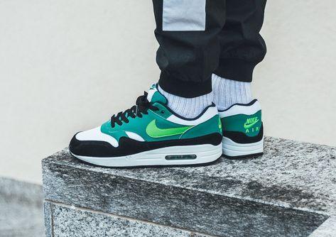 Que vaut la Nike Air Max 1 'Green Strike Neptune Green' (AH8145 ...