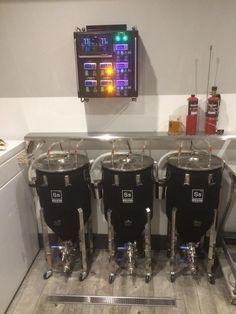 JonyMac's Fermentation Refrigeration Controller Build