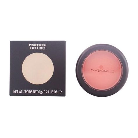 Blush Powder Blush Mac is what you need to maximise your appeal! Try the quality of 100% original Mac products and let the best professionals enhance your beauty.