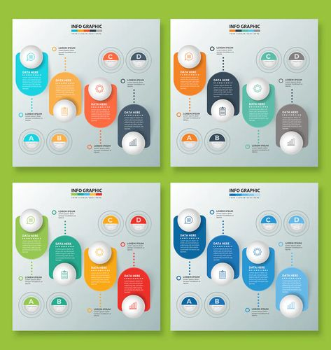 Infographics Layout Design
