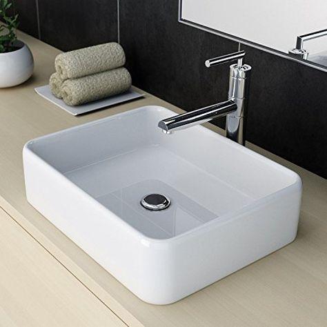 Neg Design Waschbecken Uno98a Aufsatz Waschschale Waschtisch Mit