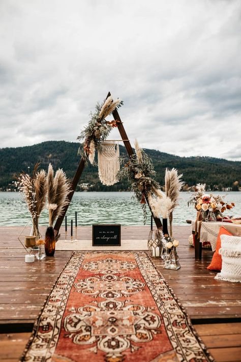 This amazing shoot takes place on a lakefront dock and the entire set up is perfection   #bohowedding #bohoweddingideas #bohoweddingdecoration #bohoweddingdecor #bohoweddingreception #bohoweddingreceptionoutdoor #orangewedding  #wedding #weddingideas #weddingphotographer #weddingphotography #weddinginspiration #weddingdetails #weddingarch #weddingarchideas #weddingarchideasoutdoor #weddingarchdiy #weddingceremony #weddingceremonydecorations #weddingceremonybackdrop #weddingceremonyideas