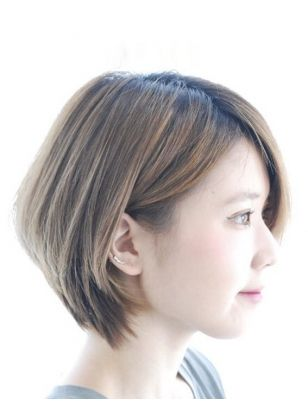 2019年春 ショートの髪型 ヘアアレンジ 人気順 14ページ目