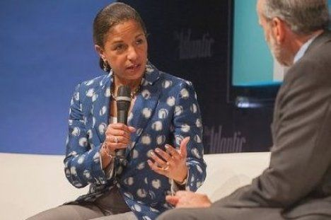 The Atlantic 2020 Halloween Susan Rice There s No Crisis in U S  Israel Relations   The