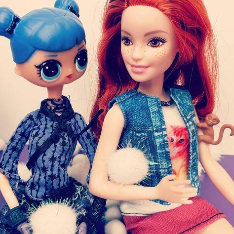 fashionistas #dolls . . . . . #lolsurprise...