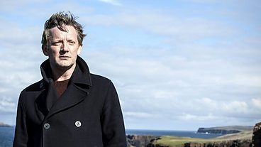 Shetland - BBC One.  Enjoying this series set in the Shetland Islands.