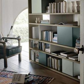 Livitalia Bucherregal C83 Interior Home Interior Design