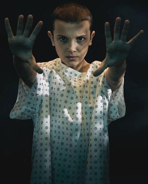 Stranger Things Eleven, Millie Bobby Brown, Season 1