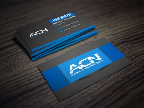 If You Re An Acn Independent Business Owner We Ve Got New Business Cards Just For You Mlm Restaurant Business Cards Cool Business Cards Free Business Cards