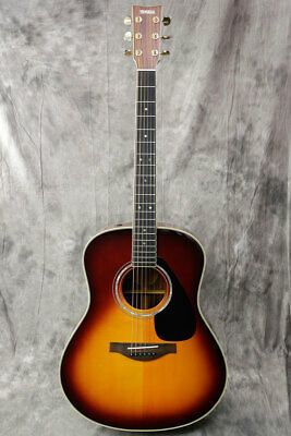 Used Yamaha Llx16 Sb Acoustic Guitar From Japan Guitar Acoustic Guitar Acoustic