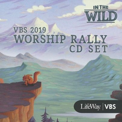 In The Wild: Worship Rally CD Set | VBS Theme 2019: In the