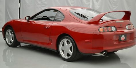 It S The Cleanest Supra We Ve Ever Seen It S Also The Most Expensive Toyotake35classiccars Toyotahiluxoldclass In 2020 Toyota Supra Turbo Toyota Supra Classic Cars