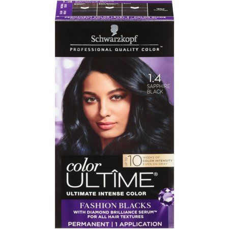 Beauty In 2020 Schwarzkopf Color Hair Color Cream Permanent