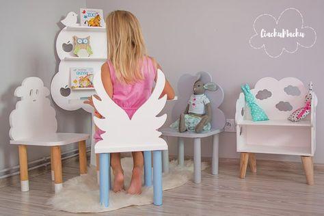 ANGEL chair, Kids Furniture, Toddler Gift, Baby Toddler