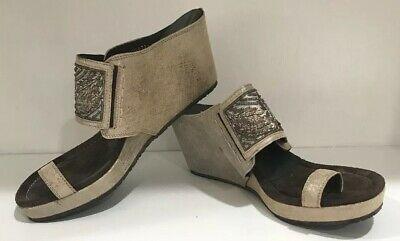 eBay   Wedge sandals, Donald j pliner