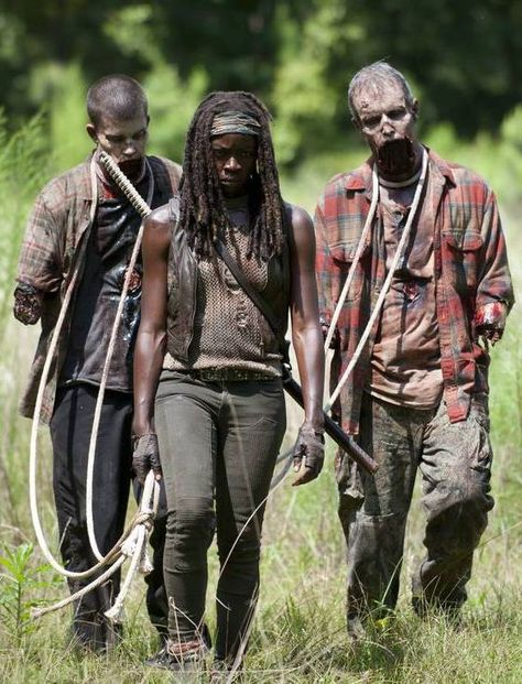 The Walking Dead Season 4  https://www.facebook.com/ZombieCPC