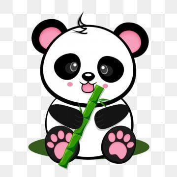 Panda Panda Clipart Hand Painted Panda Png Transparent Clipart Image And Psd File For Free Download Cute Panda Wallpaper Cartoon Clip Art Panda Illustration