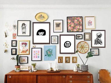 3 Pack of Mindfulness Illustrations | Meditation Art | Boho Art | Minimalist Style | Home Decor | Wall Hanging | Relax | Mindful | Peace