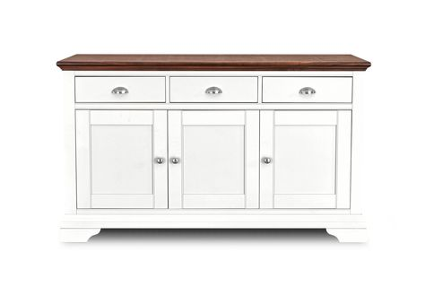 outlet store bfb6a 8a0ae Bentley Designs Emily Wide Sideboard at Furniture Village ...