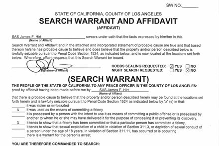 Wells Fargo Search Warrant And Affidavit Wells   Affidavit Statement Of  Facts  Affidavit Statement Of Facts
